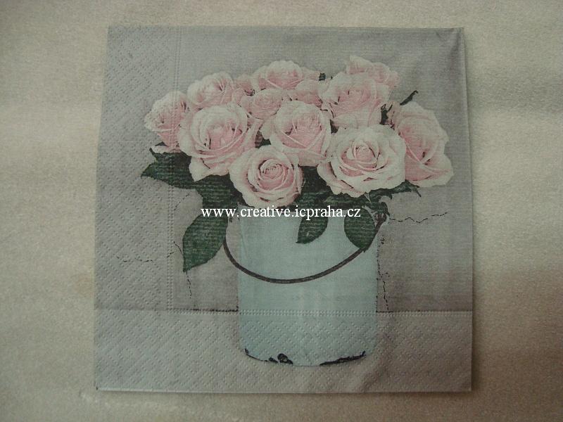 růže v kybliku
