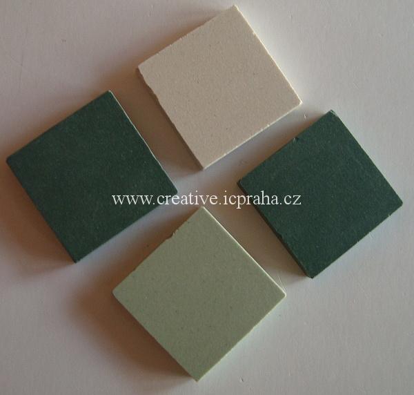 mozaika Ceraton cca 250g C93b zelená mix