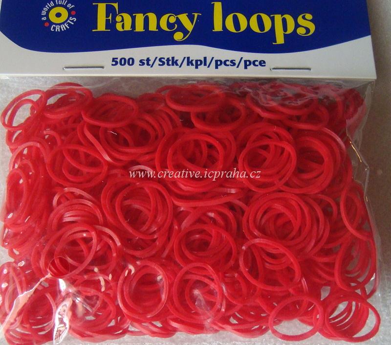 gumičky Loops- 500ks