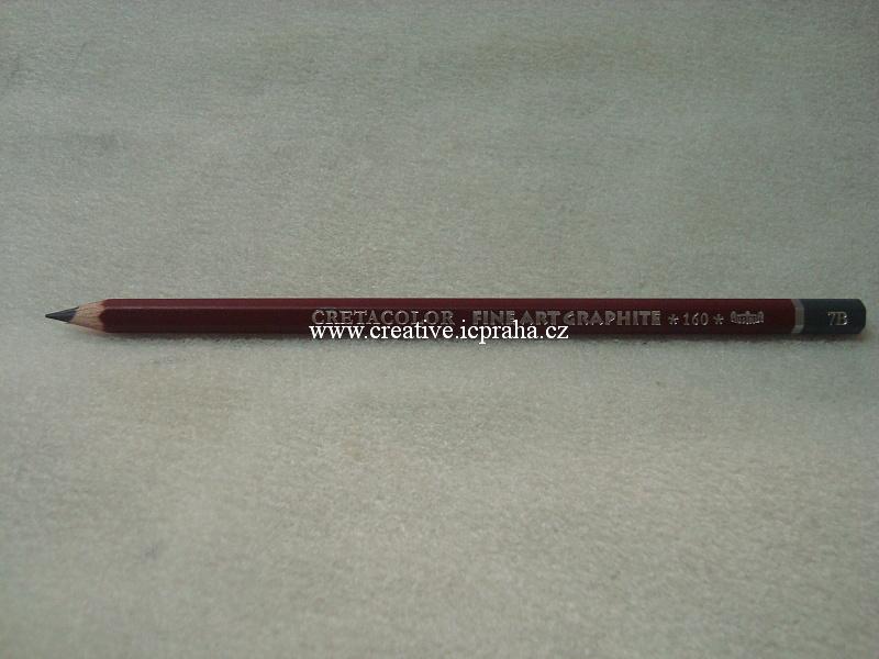 Tužka jemná grafit. Cretacolor