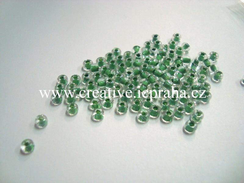 rokajl 3mm zelený 070305 cca10g