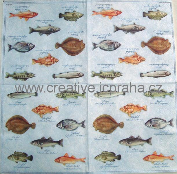 rybičky AMB8045