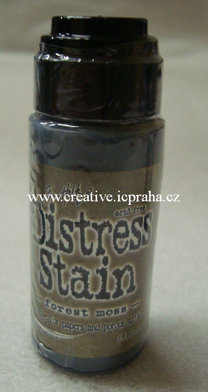 Distress Stain - ink.barva 29ml - Forest most29861