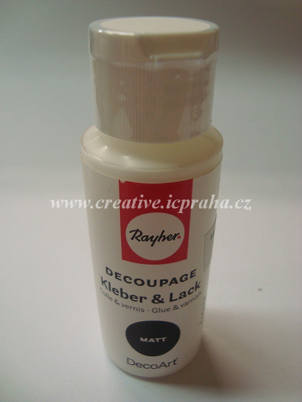 DecoArt - lak+lepido 59ml Ry38826000
