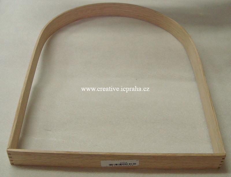ucho dřevěné - 33x25x3cm D1014