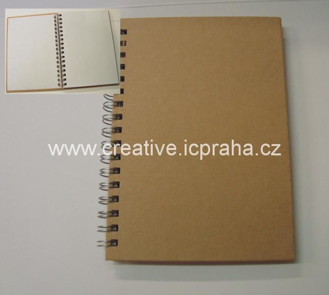 zápisník A6 60stran 15.5x11cm E1508001
