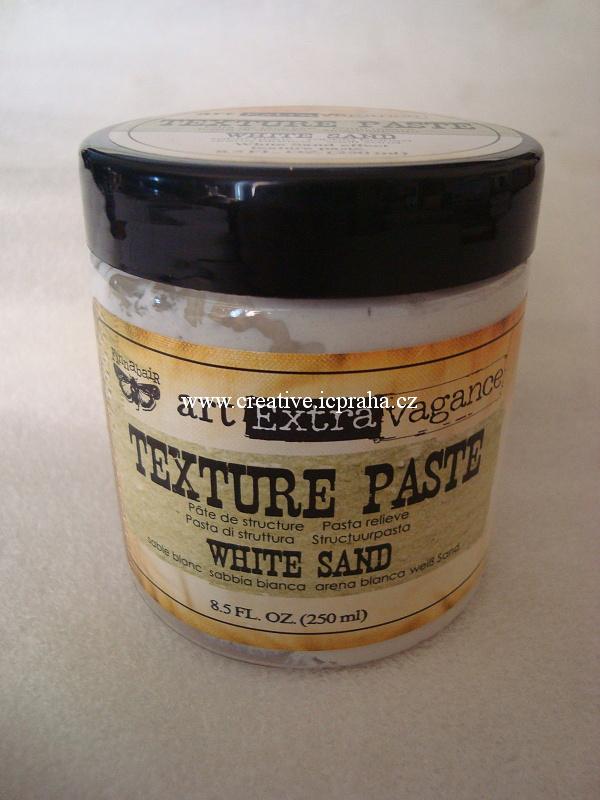 Texture Paste - Bílý písek 250ml Ranger 96147