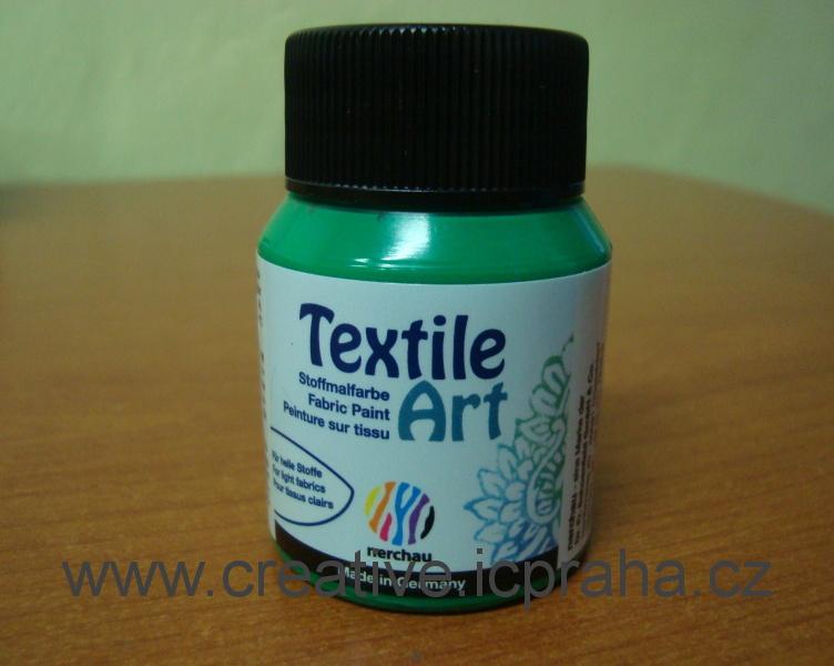 Textil Art 59ml zelená májová 513