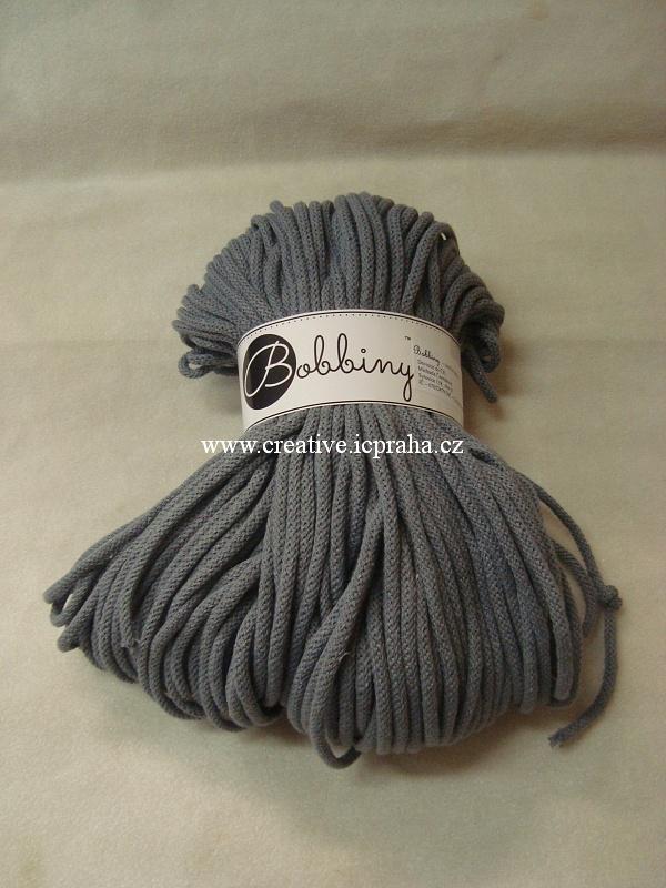 Bobbiny120m - meruňková pastelová