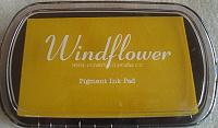 polšt.Windflower - žlutá