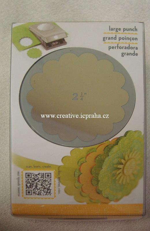 raznice XL 5,7cm kruh s obloučky 54-30097