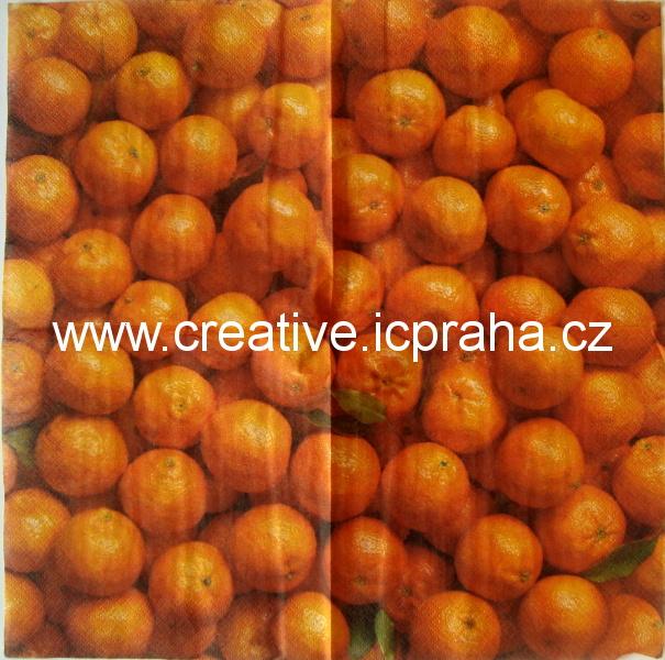 mandarinkový  PAW