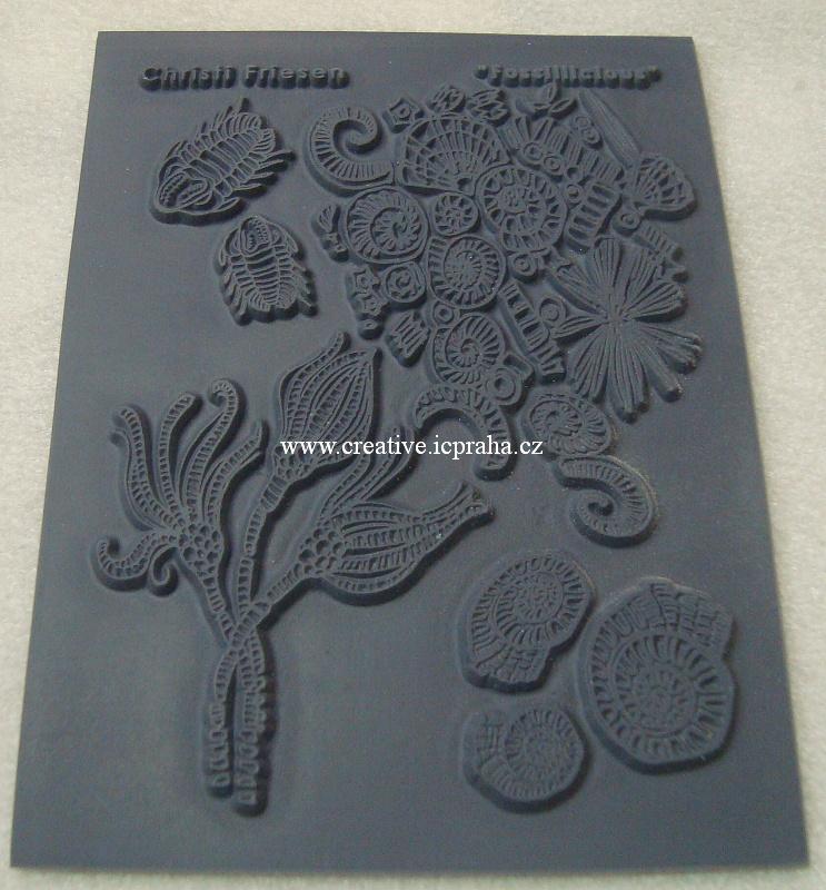 textura Christi Friesen - Fossilicious 10x14cm