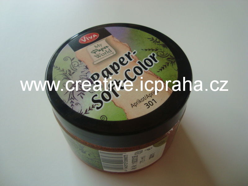 Paper soft - Color 75ml