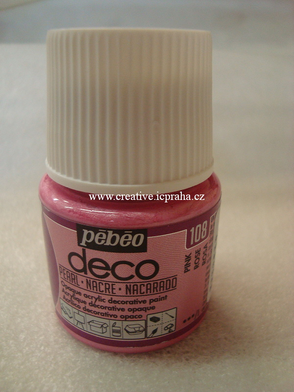 Deco perleť 45ml
