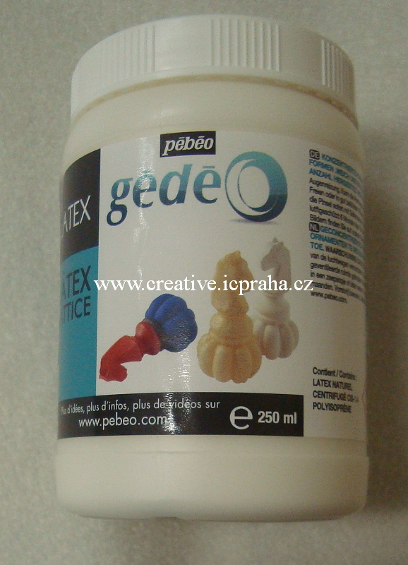 latex GEDEO 250ml bílá