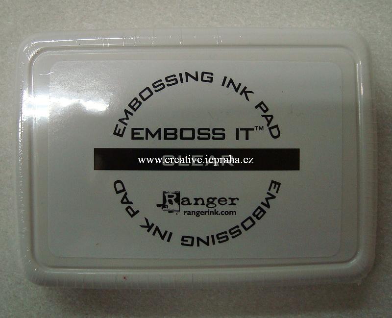 poduška Ranger - lepidlo transp. CEP07036