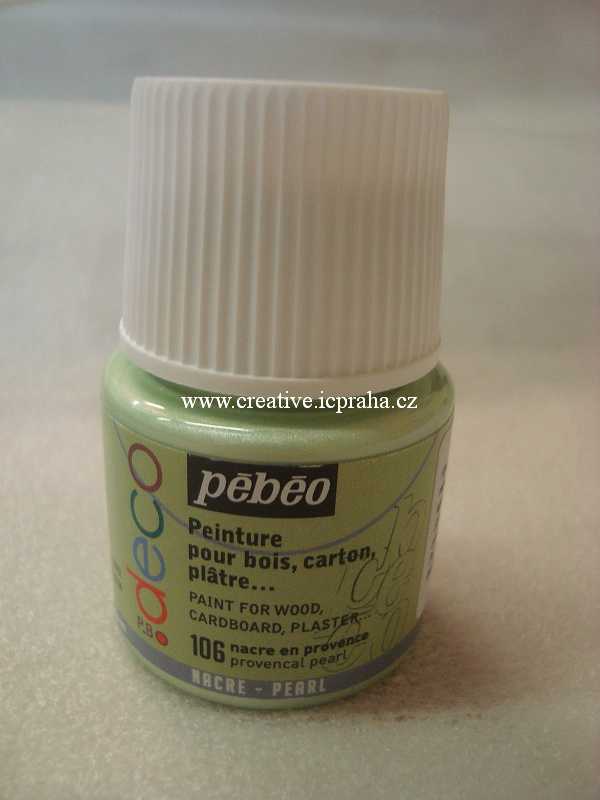 Deco perleť 45ml - 106 provencal