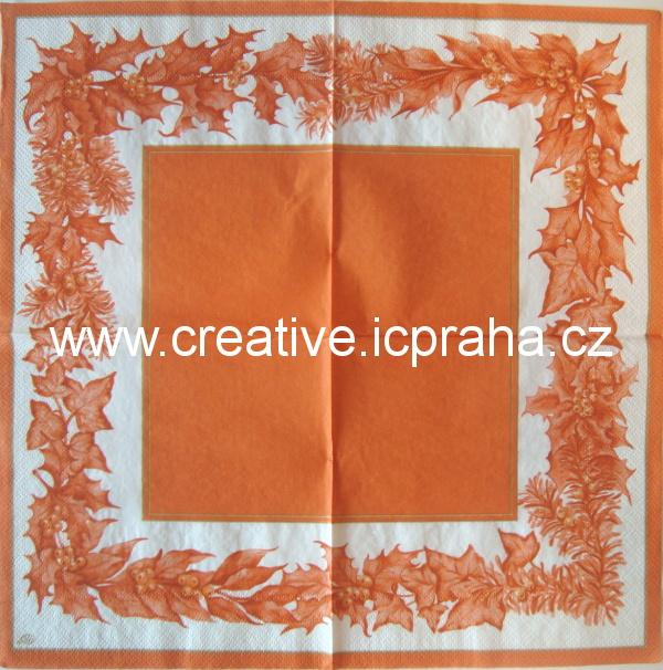 bordura oranž