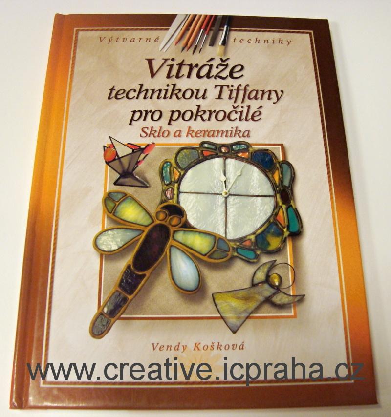 Vitráže - technikou Tiffany pro pokročilé