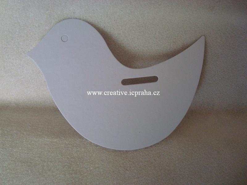 papír - srdíčka, mix, prům.15x25mm - 5ks 99126