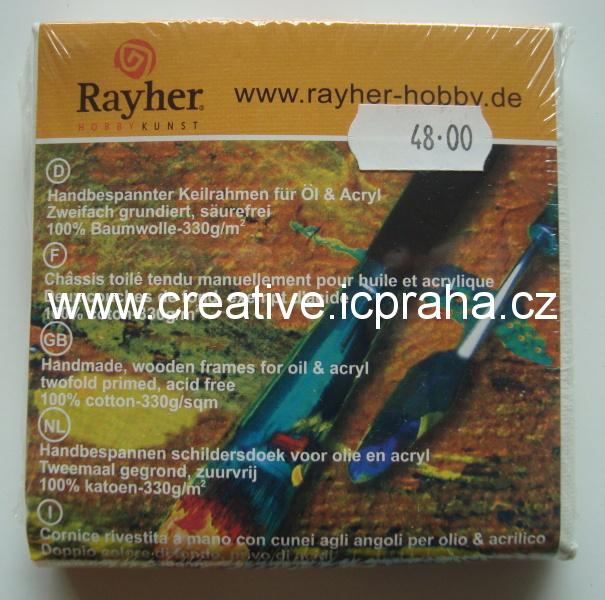 plátno v rámu 10x10 cm RY6158100