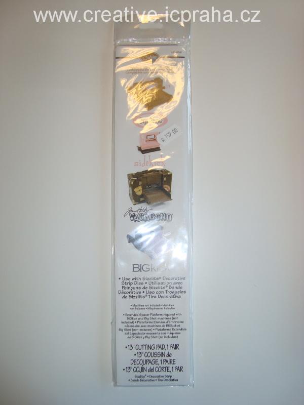 desky plexisklo - 2ks prodl.úzké 654558