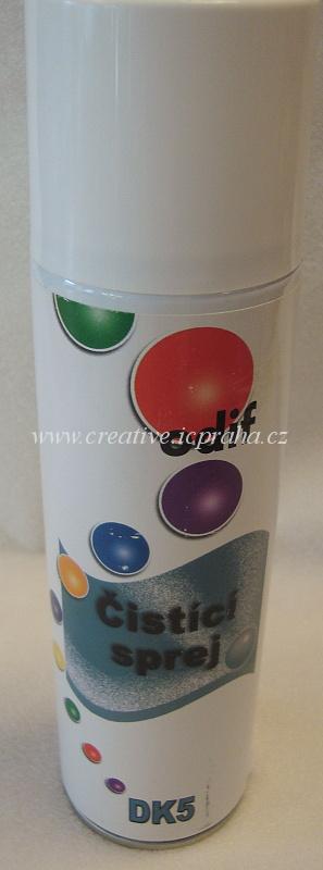 čistící sprej (na lepivé plochy) 250ml