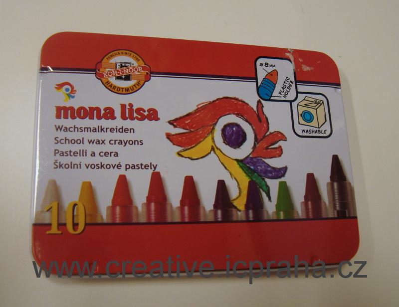 voskovky 8238/10ks MONA LISA