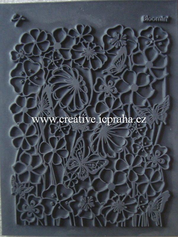 textura Lisa Pavelka - Květy 063