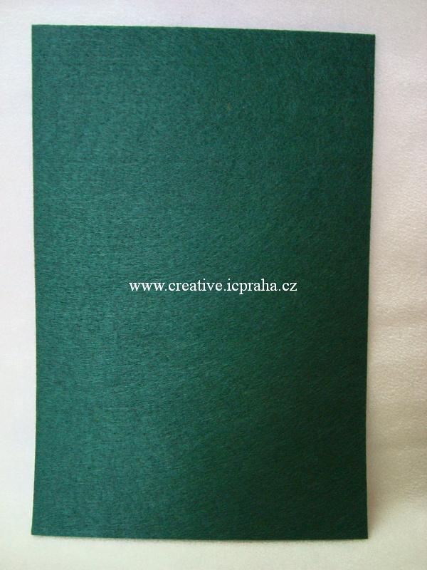 filc 20x30cmx2mm 350g/m2 zelený tm