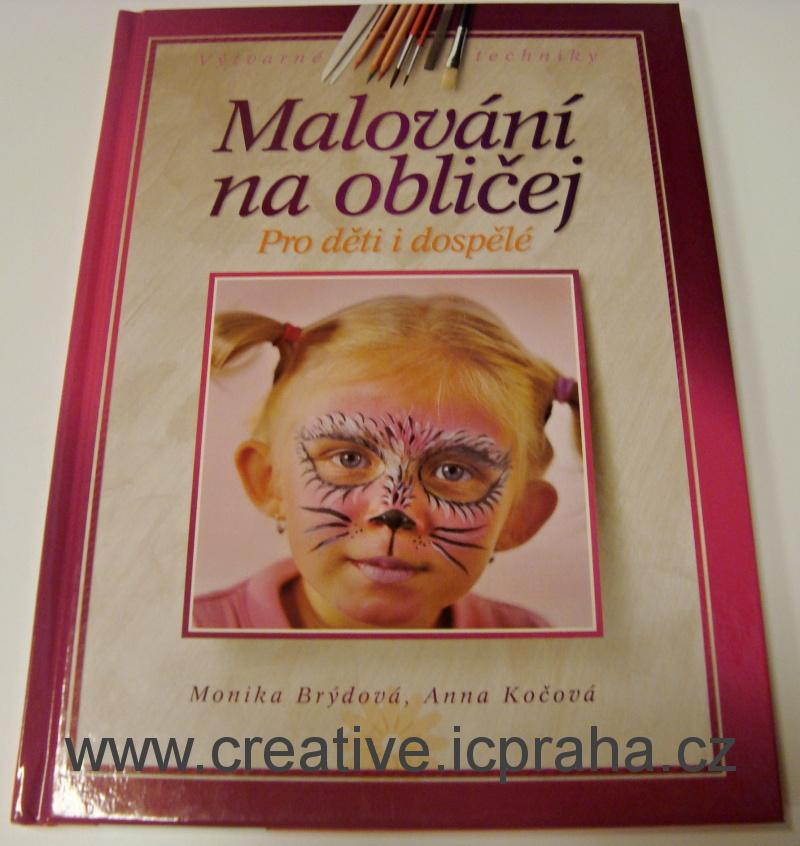 Malování na obličej - M.Brýdová