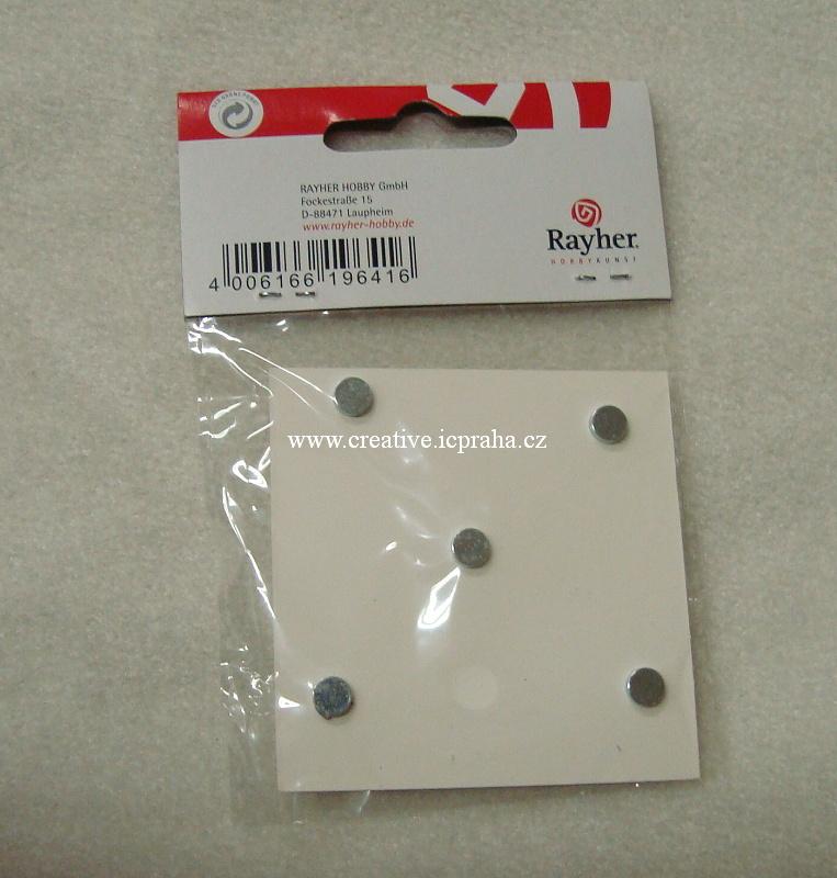 magnet prům.6mm tl.1mm bal. 20ks