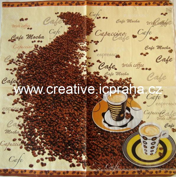 káva - 2 hrnky DAISY