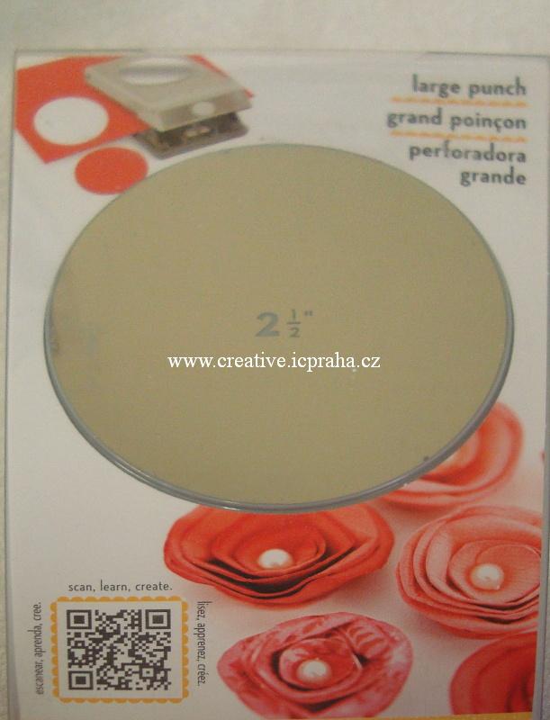 raznice XL 6,4 cm kruh 54-30098