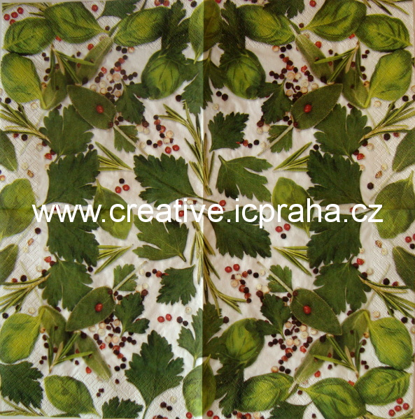bylinky a barevný pepř   TI-FLAIR
