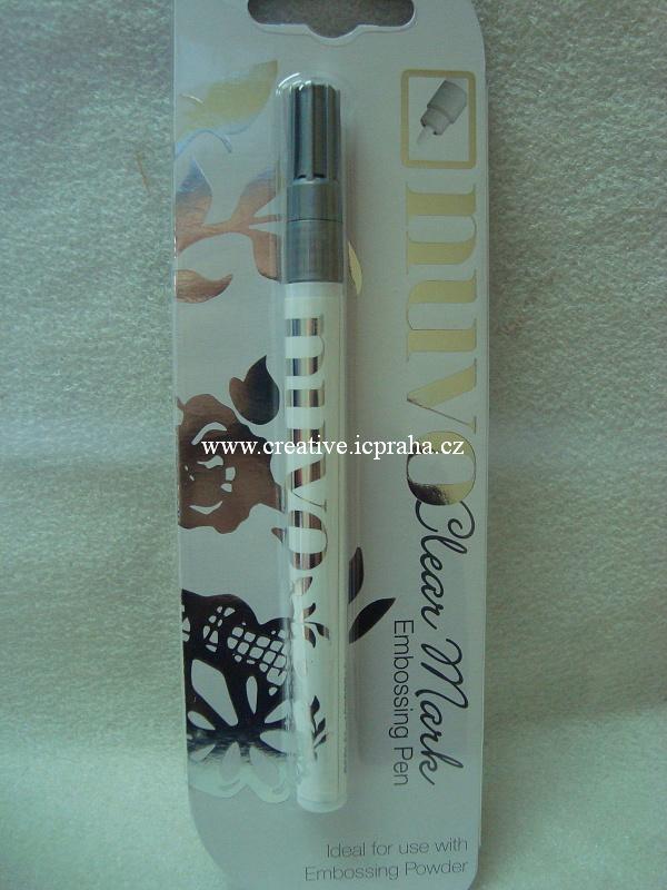 lepidlo v tužce emboss. Perfect Pen brush 26228