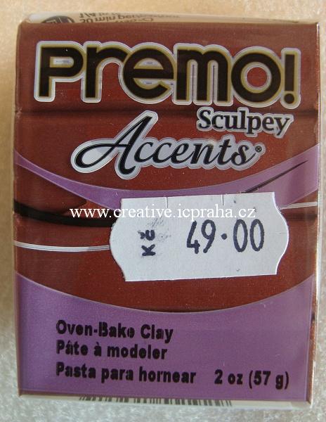 Premo Accents metalické bronzové 5519