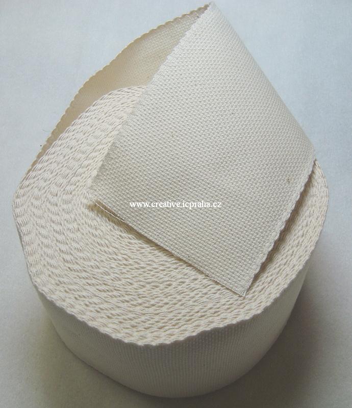 zoubkovka - kanavný pás 10cm
