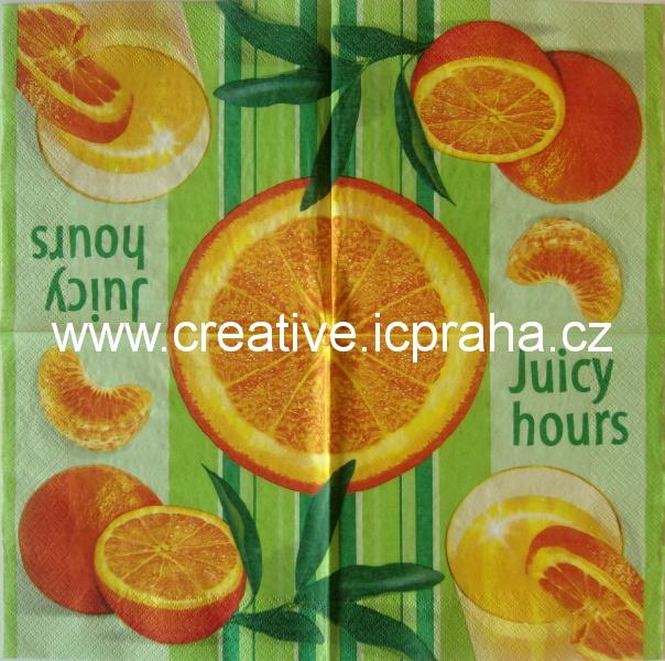pomerančový džus  TI-FLAIR