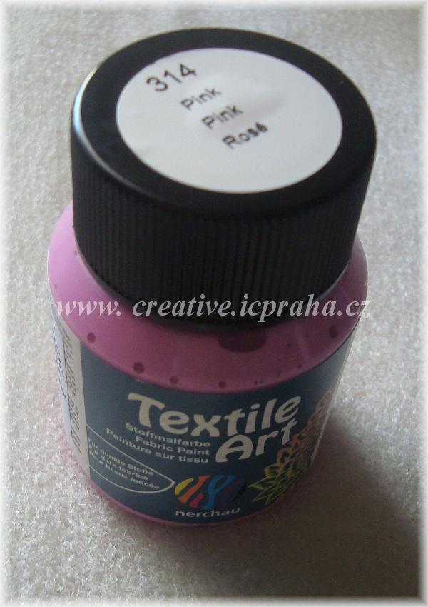 Textil Art TT 59ml růžová 314