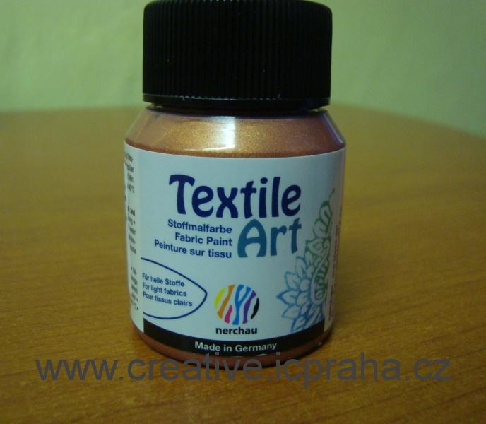 Textil Art 59ml měděná 806