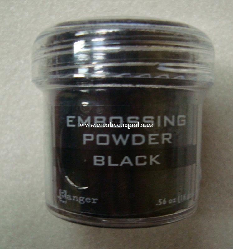 pudr na embos Ranger 34ml - Černá 37347