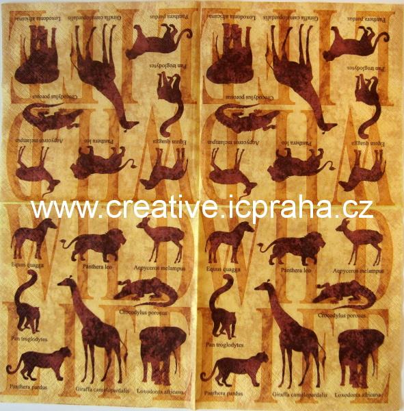 safari siluety 164  TI-FLAIR