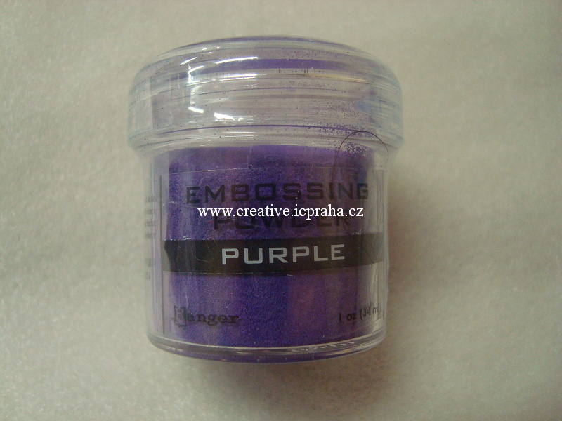 pudr na embos Ranger 34ml - Purple 36623