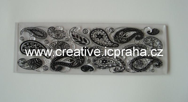 raz.silik.Fiskars - Paisley 16,5x5,5cm 5706