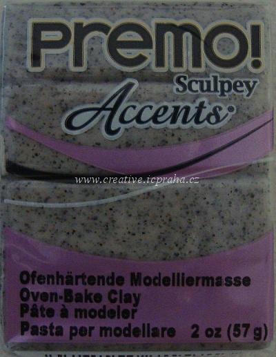 Premo Accents šedá granit 1571