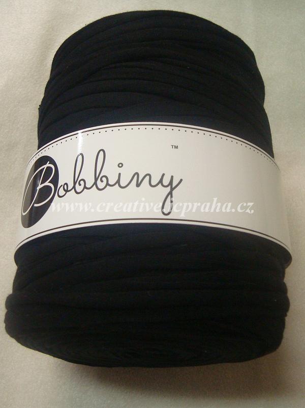 Bobbiny120m - černá