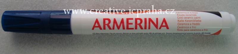 popisovač Armerina na porcelán 6ml