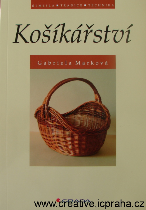 Košíkářství - G. Marková